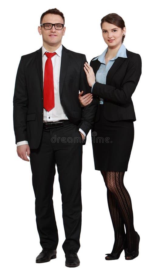 Geschäfts-Paare Stockbilder