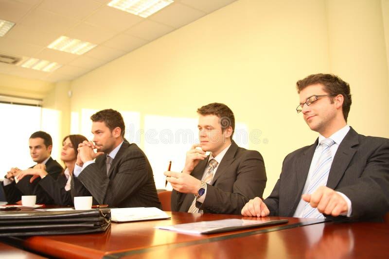 Geschäfts-Panel lizenzfreies stockfoto