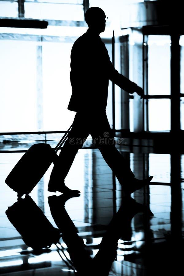 Geschäfts-Reisender lizenzfreie stockbilder