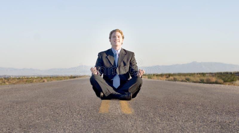 Geschäfts-Ruhe lizenzfreie stockfotos