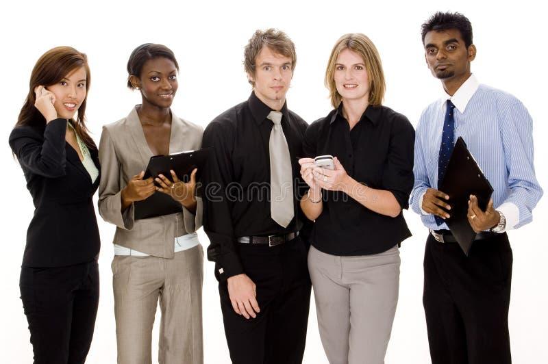 Geschäfts-Team lizenzfreies stockfoto
