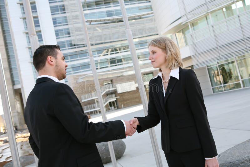 Geschäfts-Team-Händedruck lizenzfreie stockfotos