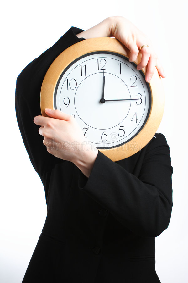 Geschäfts-Zeit lizenzfreies stockbild