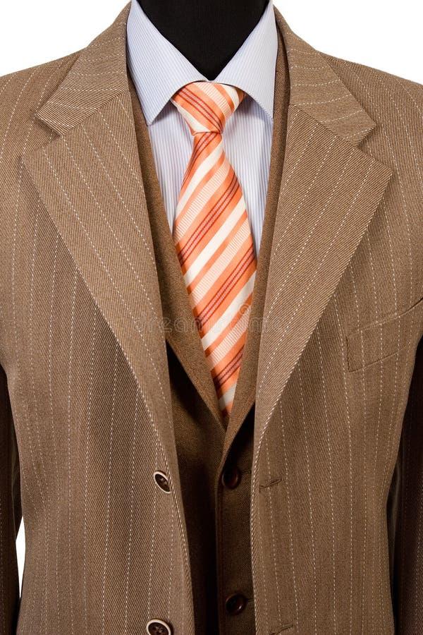Geschäftsart und weise, elegante Klage lizenzfreies stockfoto