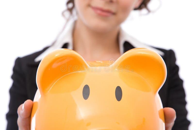 Geschäftsfinanzierung lizenzfreies stockfoto
