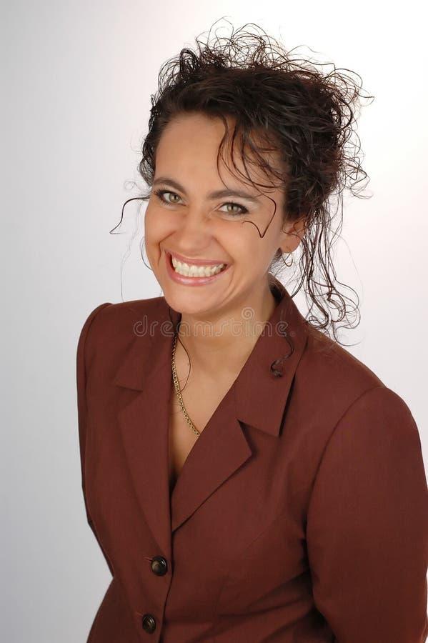 Geschäftsfrau. lizenzfreie stockfotos