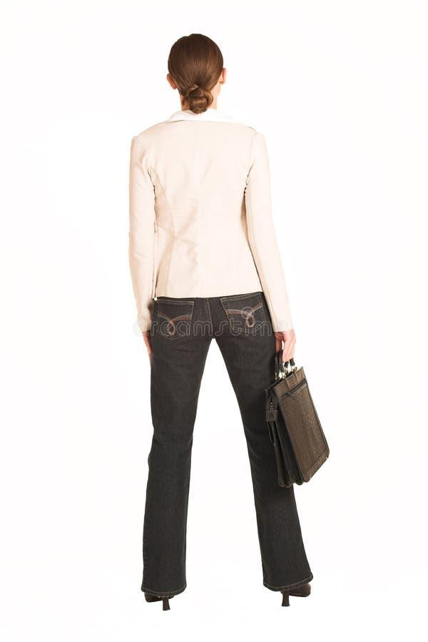 Geschäftsfrau #21 (GS) lizenzfreies stockfoto