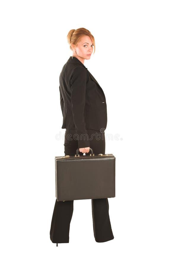 Geschäftsfrau #232 lizenzfreie stockbilder