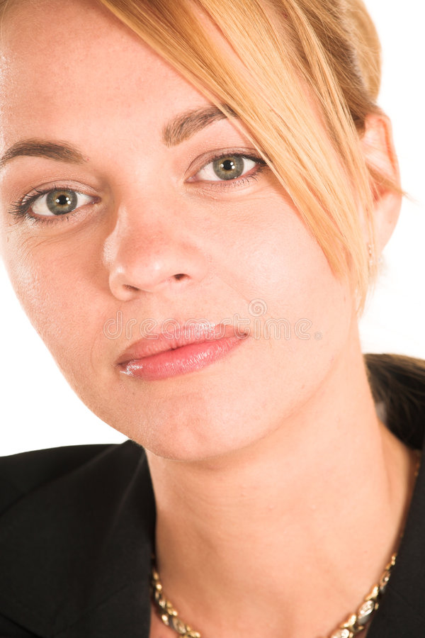 Geschäftsfrau #260 stockbild