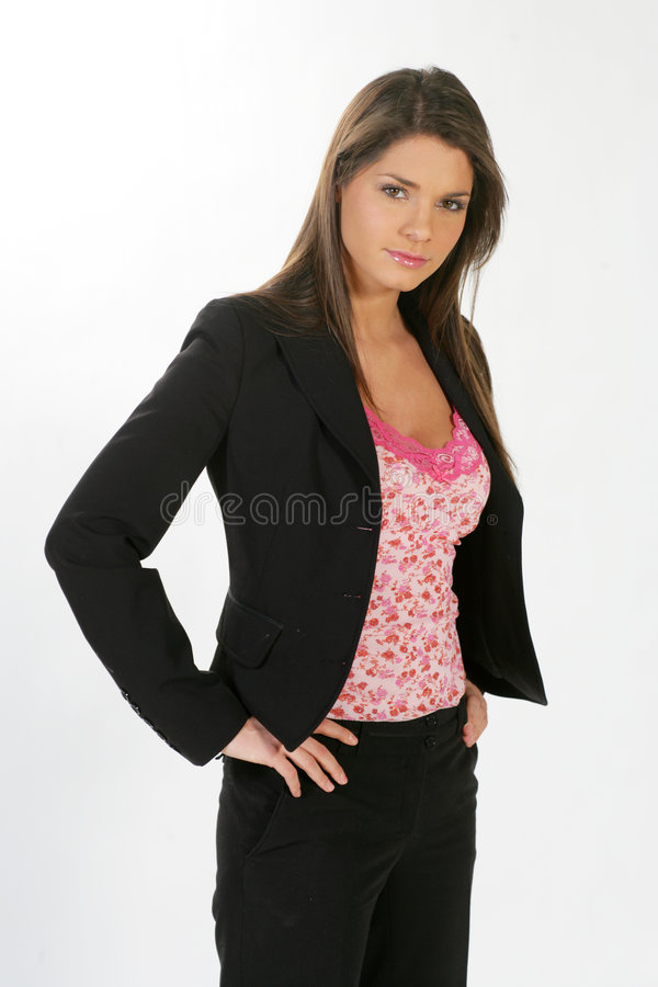 Geschäftsfrau #3 stockbilder