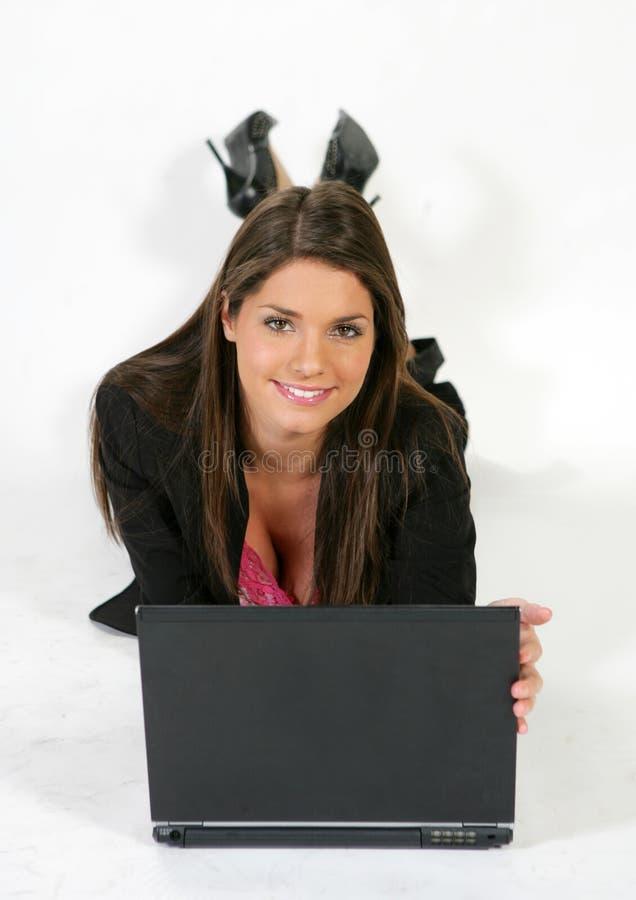 Geschäftsfrau #4 lizenzfreie stockfotografie