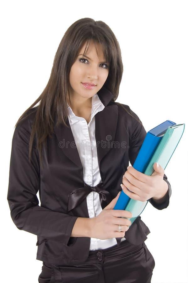 Geschäftsfrau Kostenlose Stockfotografie