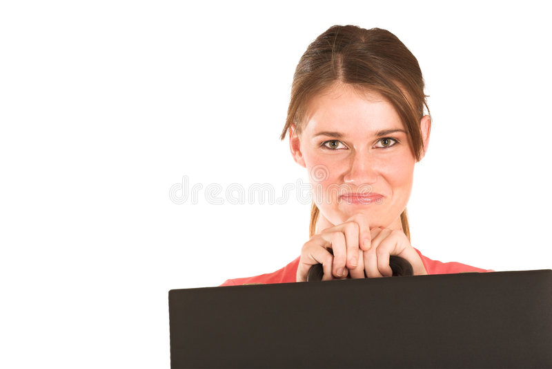 Geschäftsfrau #419 lizenzfreies stockbild