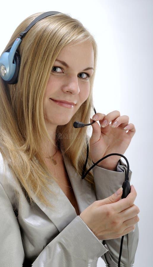 Geschäftsfrau Kostenloses Stockfoto
