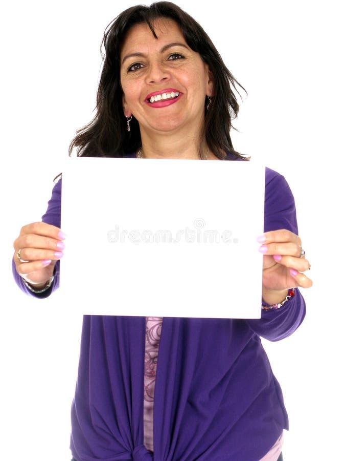 Geschäftsfrau glücklich lizenzfreies stockfoto