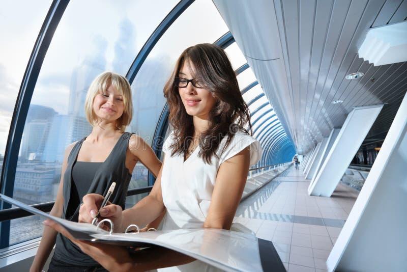 Geschäftsfrauen Stockbild