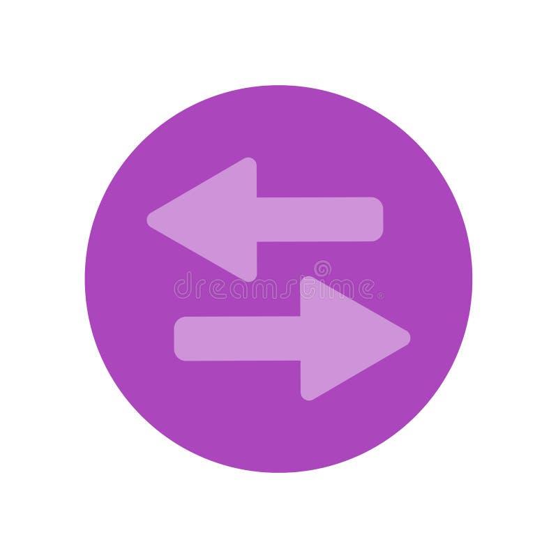 Geschäftsikonenvektorzeichen und -symbol lokalisiert auf weißem Hintergrund, Geschäftslogokonzept vektor abbildung