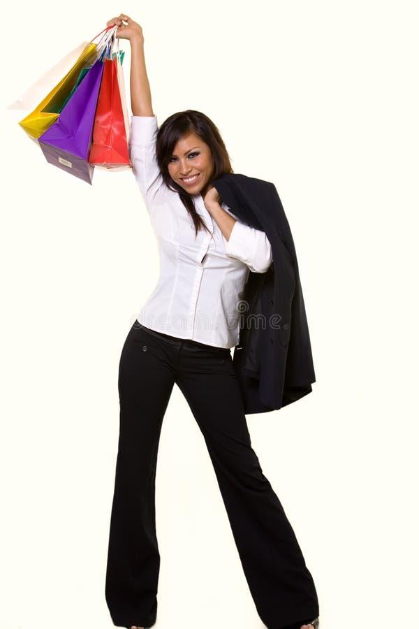 Geschäftskäufer stockfoto