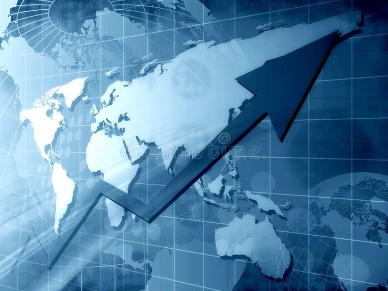 Geschäftskonzept stock abbildung