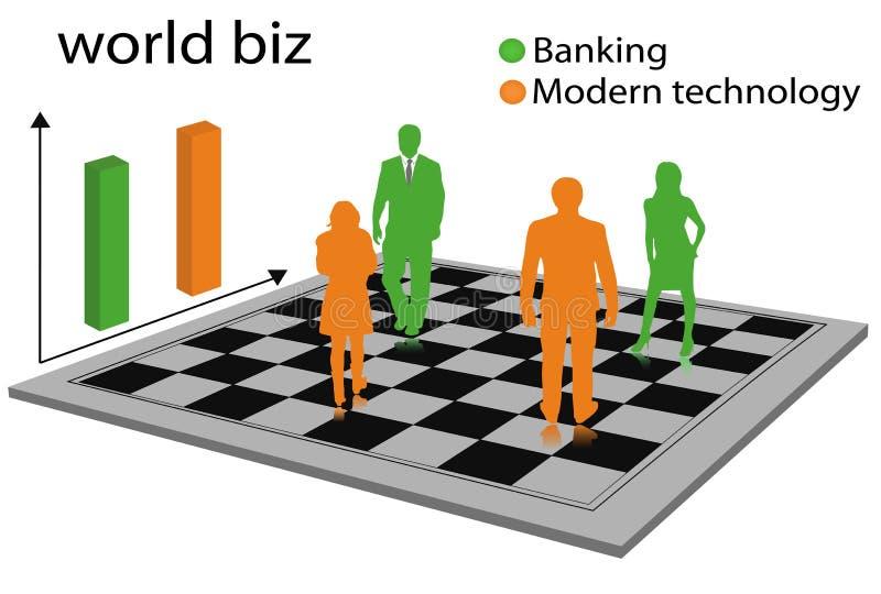 Geschäftsleute Kostenloses Stockbild