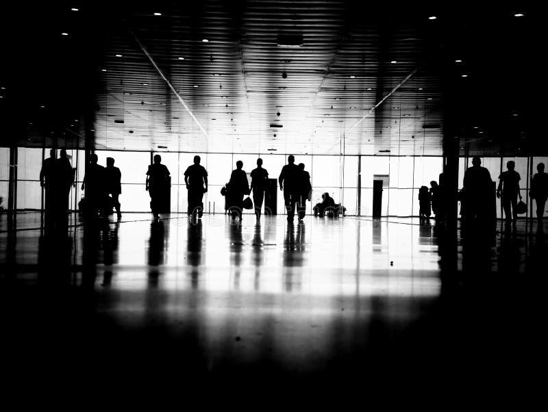 Geschäftsleute Fußgänger stockbild