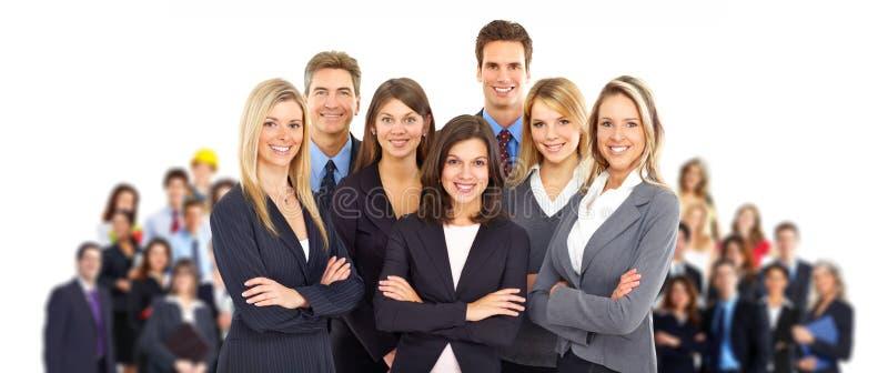 Geschäftsleute Team lizenzfreies stockbild