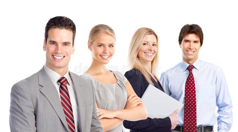 Geschäftsleute Team stockfoto