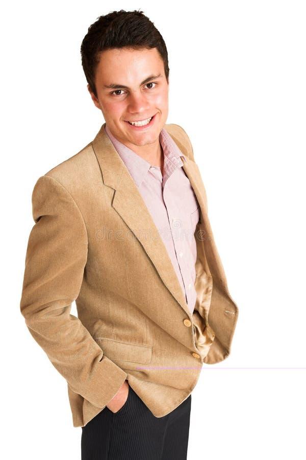 Geschäftsmann #118 stockbild