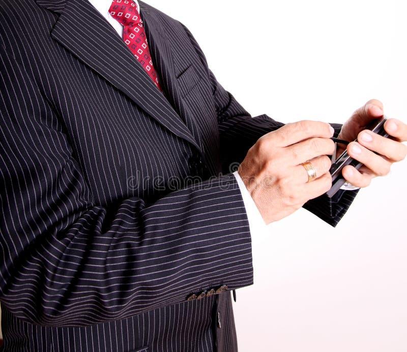 Download Geschäftsmann stockbild. Bild von kaukasisch, korporativ - 12202785