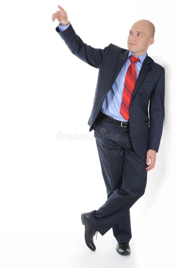 Geschäftsmann stockfotografie