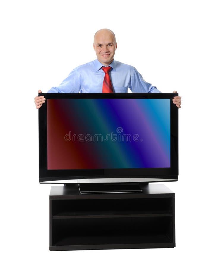 Geschäftsmann lizenzfreie stockfotografie