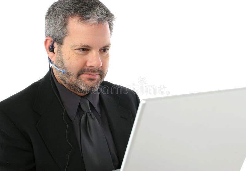 Geschäftsmann stockfoto