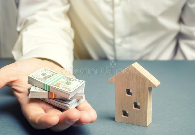 haus mit hypothek belasten