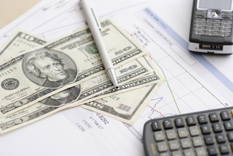 Geschäftsnachrichten lizenzfreies stockfoto