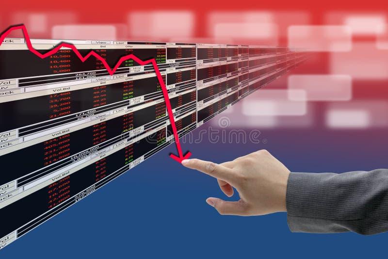 Geschäftsrückbildung lizenzfreies stockfoto