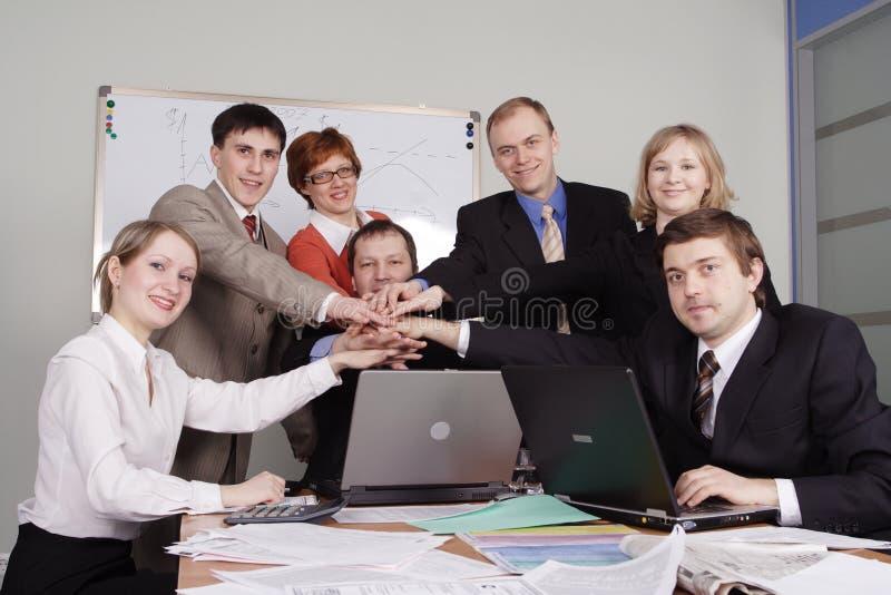Geschäftsseminar stockfotografie