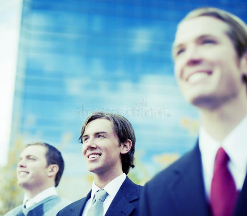 Geschäftsteam stockfoto