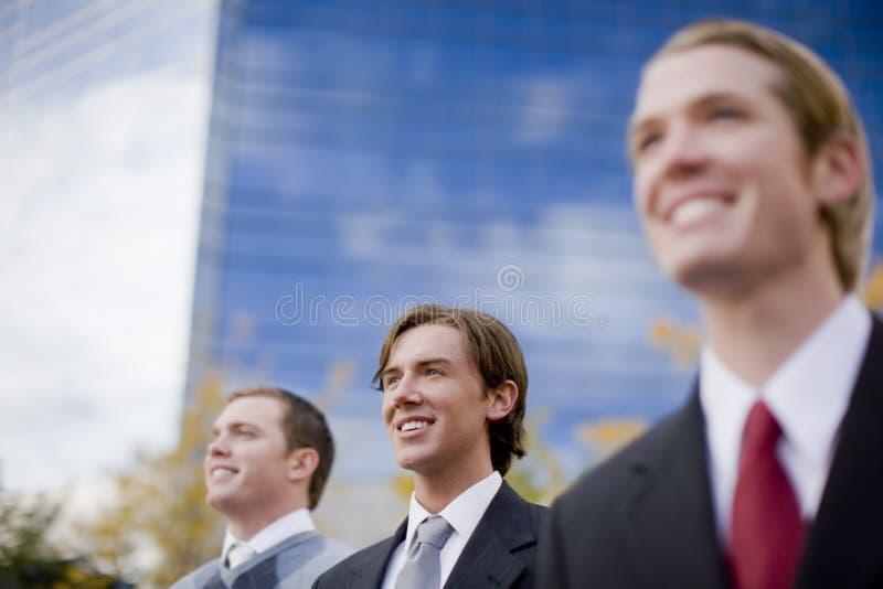 Geschäftsteam stockfotografie
