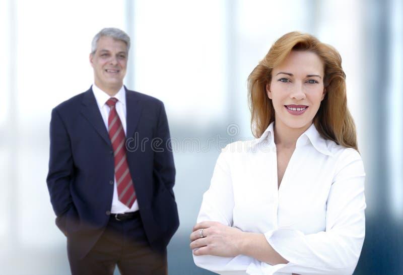 Geschäftsteam Lizenzfreie Stockbilder