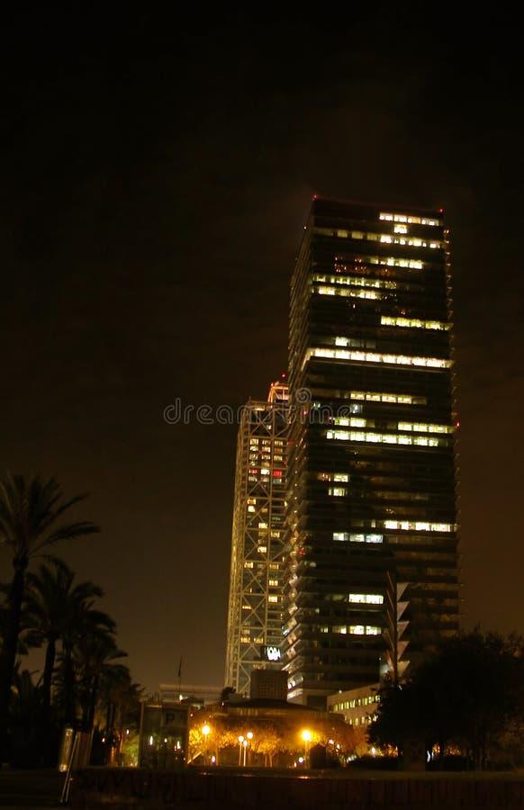 Download Geschäftszentrum stockbild. Bild von himmel, leuchte, korporativ - 39579