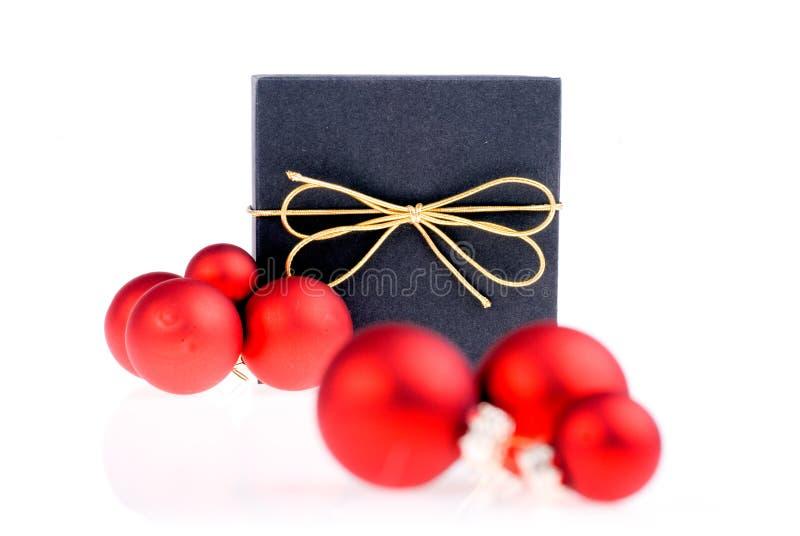 Geschenk. lizenzfreies stockbild