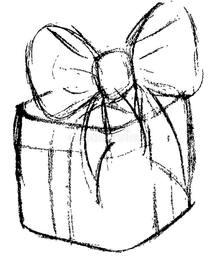 Geschenk vektor abbildung