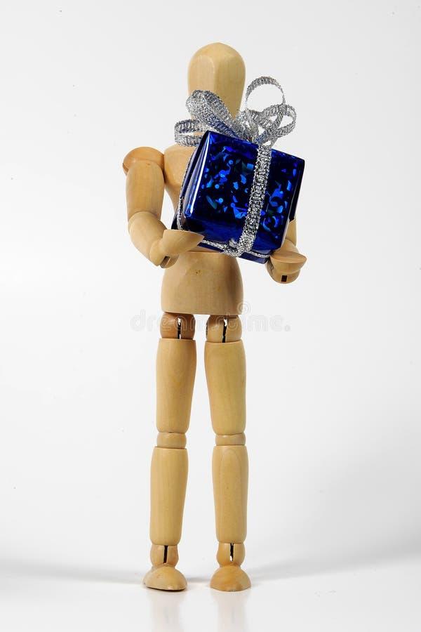 Download Geschenk stockbild. Bild von geben, kästen, auszug, farbband - 40205
