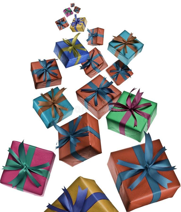 Geschenk Boxes stockbild