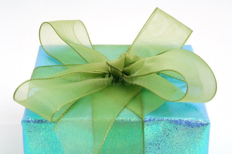 Geschenk für Sie lizenzfreies stockbild