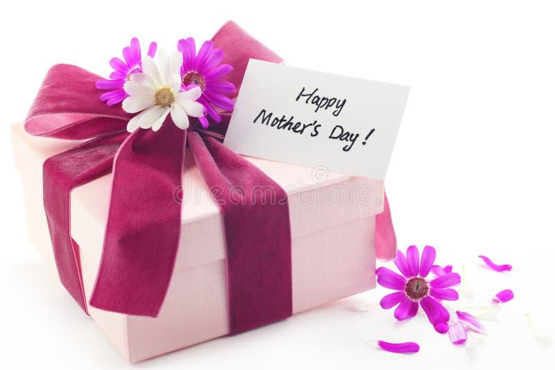Geschenk für Tag des Mutter stockfoto