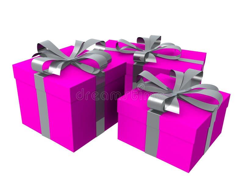 Geschenk, Geschenk vektor abbildung