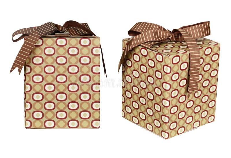 Geschenk-Kasten lizenzfreie abbildung