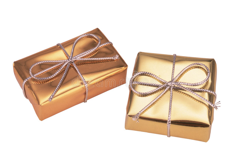 Geschenke 02 lizenzfreie stockbilder