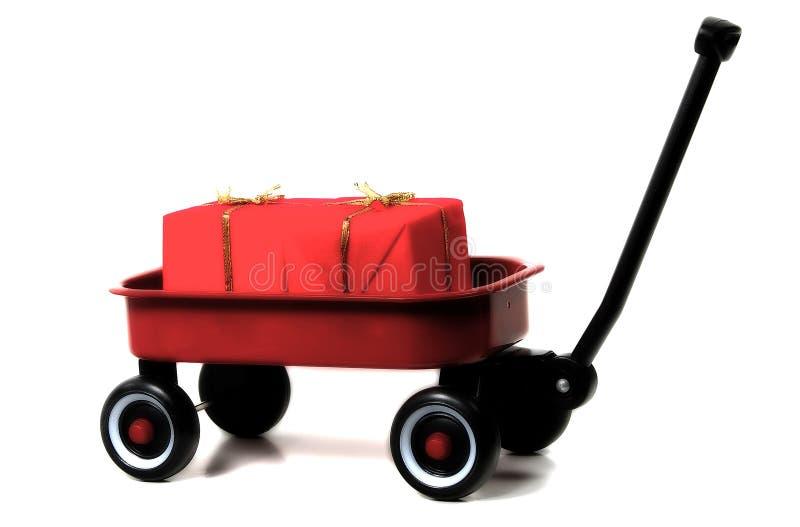 Download Geschenke stockfoto. Bild von wagen, dezember, räder, feiertage - 37946